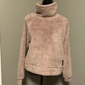 Calvin Klein Performance Plush Sweater